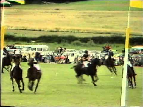 Polo:The Cowdray Park Gold Cup 1979 - Southern Television Outside Broadcast
