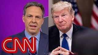 Tapper fact checks Trump's climate change claims thumbnail