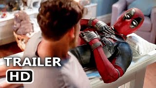 DEADPOOL 2 : The Awesome Blu-Ray Trailer (2018)
