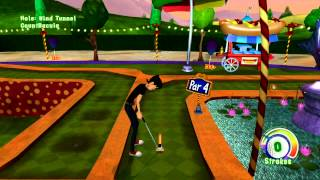 3D Ultra Mini-Golf Adventures Playthrough W/ Live Commentary