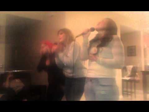 Family Karaoke/Christmas Party