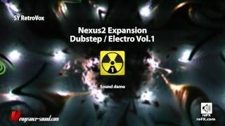 refxcom Nexus² - Dubstep Electro Vol 1 Expansion Video