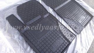 Передние коврики на Geely MK, Geely MK Cross (AVTO-GUMM)