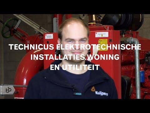 Technicus elektrotechnische installaties woning en utiliteit (SBB)