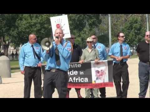Nazi-KKK- Aryan Nation March on U.S. Capitol