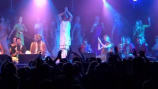 Madhava Prabhu - Woodstock 2011 - Finał PWK 1