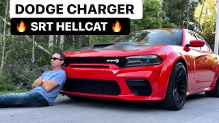 Dodge Charger SRT Hellcat 2020 WIDEBODY►Policía interrumpe este video