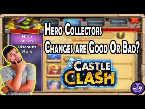 Castle Clash : Heroes Collectors   May Be Good Or May Be Bad?
