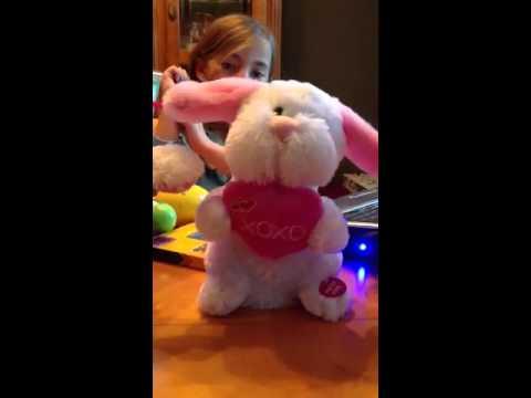 Easter bunny animal songs...