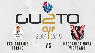 Fixi Piramis Torino vs Meccanica Nova Vigarano