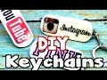 DIY Crafts: How To Make Keychains