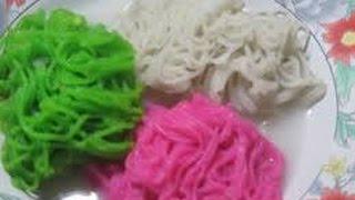 Resep Cara Membuat Kue Tepung Beras'' PATTOLA'' Enak Dan Lezat @Dafa TubeHD