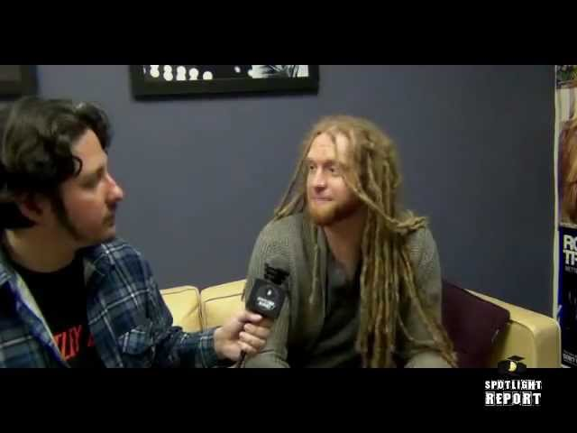Interview - Newton Faulkner ON THE SPOT