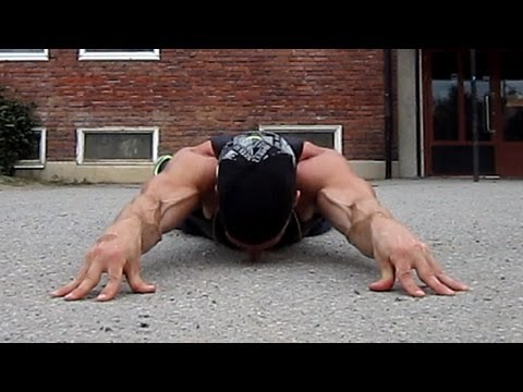 10-15 Crazy Extreme Push Ups - Calisthenics Street Workout 2013 (HD)