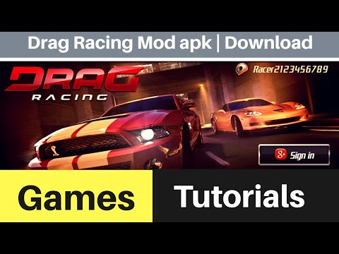drag racing streets hack apk download