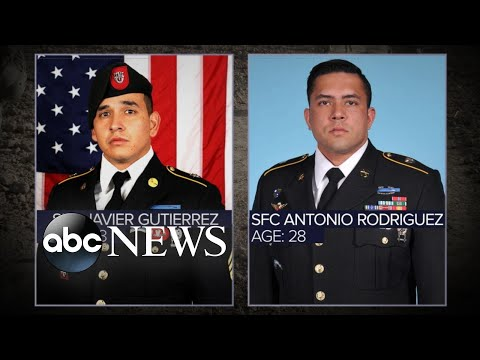 Deadly insider attack that left 2 US soldiers dead