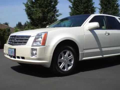 2004 cadillac srx crossover suv for sale youtube. Black Bedroom Furniture Sets. Home Design Ideas
