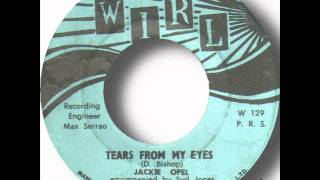 Jackie Opel - Tears From My Eyes - Wirl.wmv