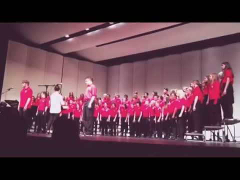 Aspire middle school: do you hear the people sing