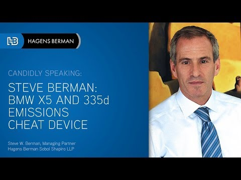 Steve Berman: BMW & Other Emissions Class-Action Lawsuits