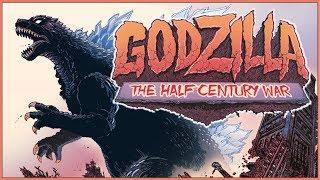 GODZILLA: THE HALF CENTURY WAR - A Comic Book Epic of Kaiju Obsession