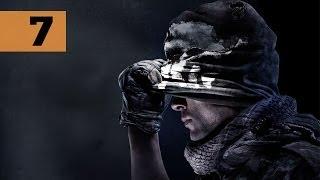 Прохождение Call of Duty: Ghosts — Часть 7: Хищные птицы