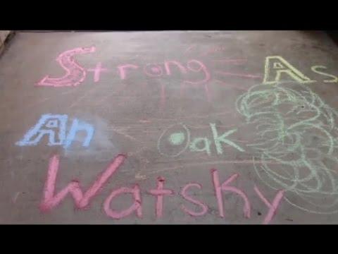 Strong as an OAK - Watsky | Music Video