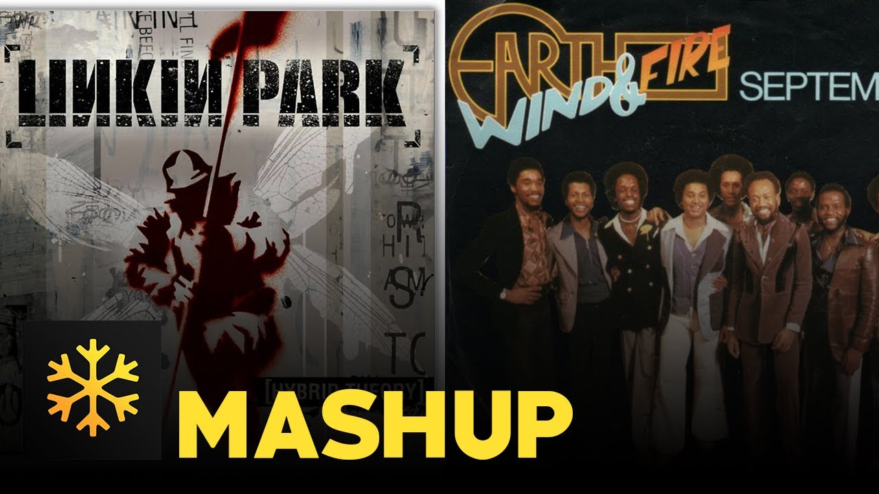 September In The End - Linkin Park x Earth, Wind & Fire Mashup