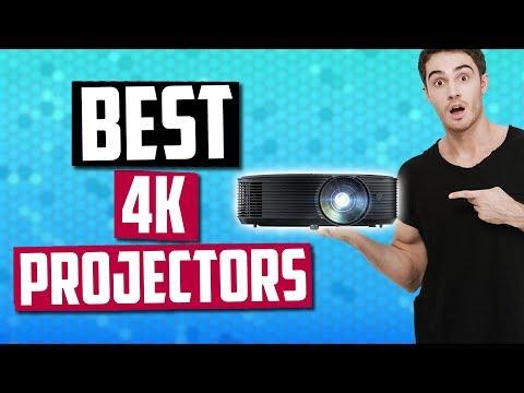 Best 4K Projectors in 2020 [Top 5 Picks]