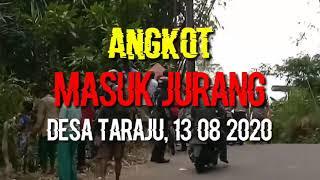 [Video] Kesaksian Warga Taraju, Angkot Masuk Jurang