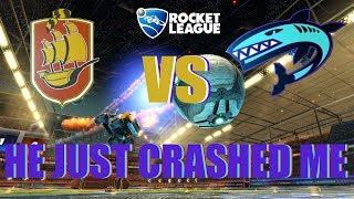 Seekers VS Pro Sharks - Rocket League | All-Stars | Season Week 6 of 39 | Gameplay #6