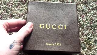 Gucci Belt Unboxing | Dhgate