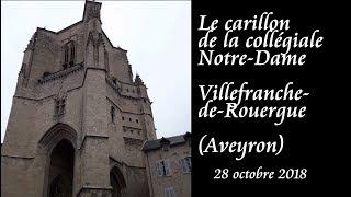 25   Carillon de Notre Dame de Villefranche de Rouergue