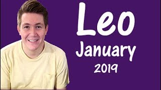 Leo January 2019 Horoscope   Gregory Scott Astrology