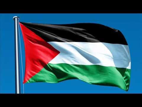 "Palestinian national anthem ""Fida'i""- Himno nacional de Palestina"
