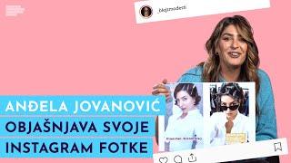 Anđela Jovanović: Svi mi kažu da sam ista majka! | MONDO InŠTAgram | S01E34