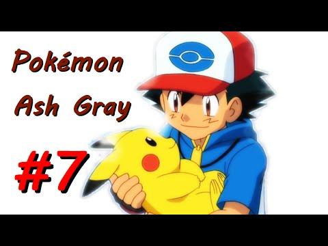 Pokemon ash gray  Parte 7  Contra L.T. Surge  YouTube