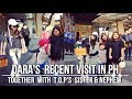 Dara S Recent Visit In The Philippines With T O P S Family mp3