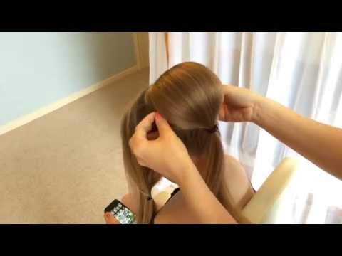 2 Methods Of Creating A Chignon By SweetHearts Hair