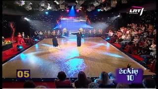 "LTV projekto ""Lietuvos šokių dešimtukas\"