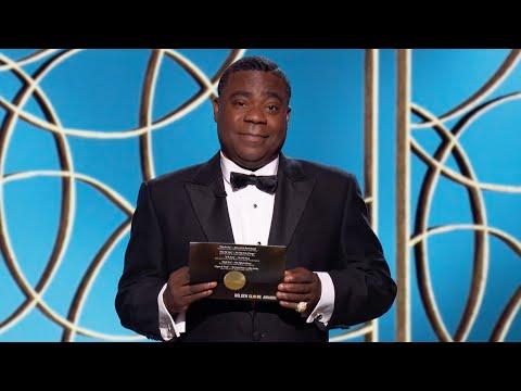 Tracy Morgan Mispronounces 'Soul' at Golden Globes