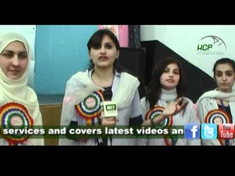 HCP EXCLUSIVE report from WOMEN Medical College ABBOTTABAD, HAZARA- APRIL 2012