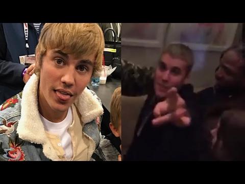 ¡Cachan a Justin Bieber Mintiendo Para Evadir a...