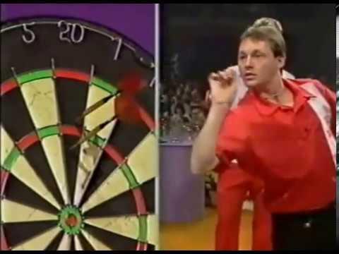 Wales vs. England - 1990 BDO Home Internationals FINAL