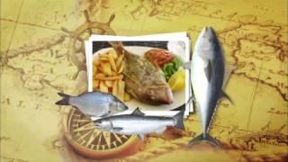 سمك فيلية بجوز الهند - موس السلمون المدخن  #شبكة_وصنارة #هشام_السيد #cbcsofra