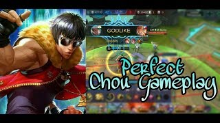 Solo Chou Classic Gameplay Mobile Legends