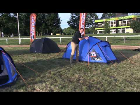 Vango Adventure - Sigma tent filmed 2013