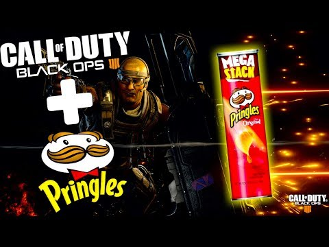 HOW TO redeem COD Black Ops 4 PRINGLES double xp codes