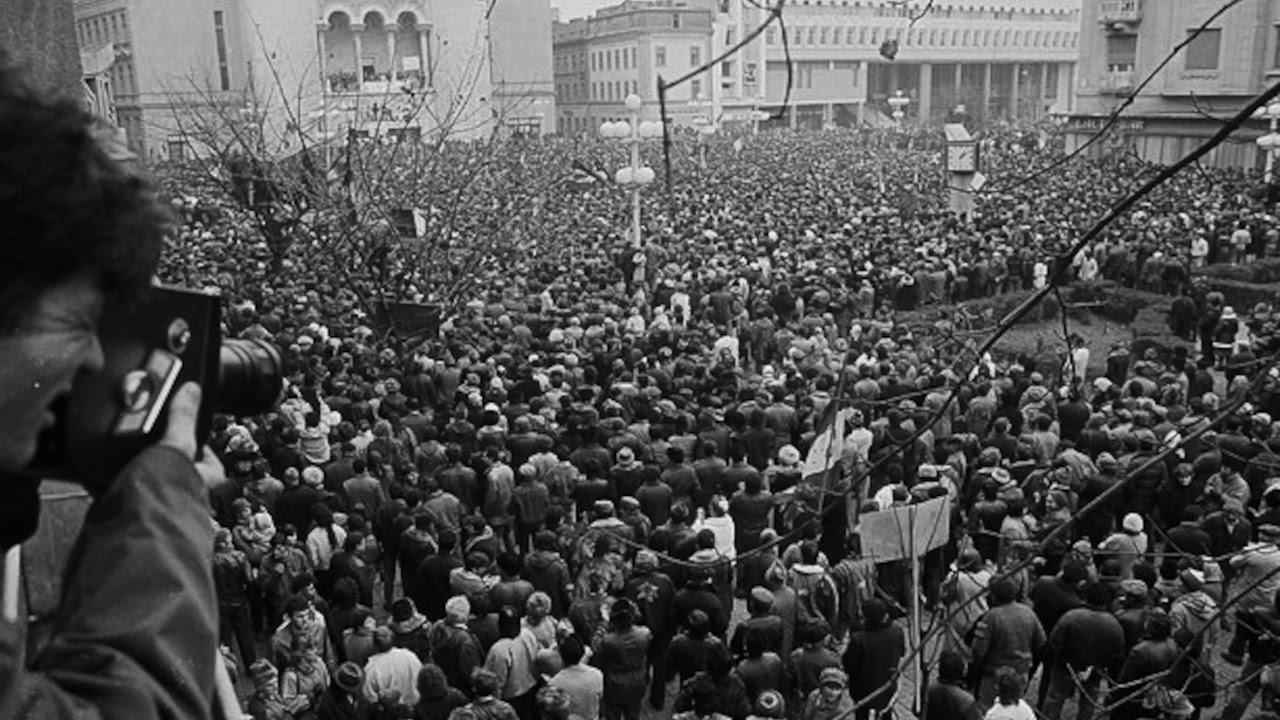 Șapte zile singuri-film documentar realizat în colaborare cu Forumul Revolutiei din Decembrie 1989