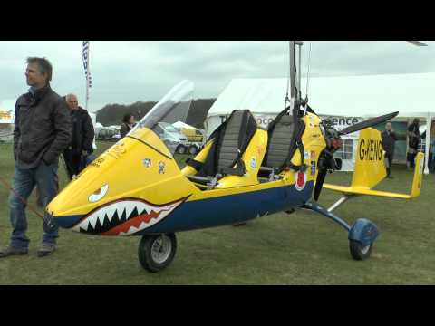 Popham Microlight Trade Fair 2015